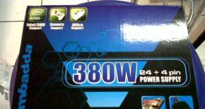 Harga Power Supply Simbadda