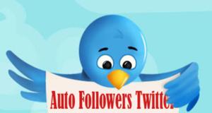 Trik Menggunakan Layanan Gratis Auto Follow Twitter